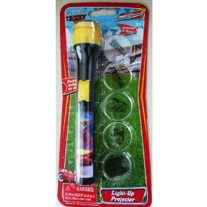 Disney-Light-Up-Cars-Projector-Flashlight-0