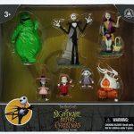 Disney-Parks-Exclusive-Jack-Skellington-Nightmare-Before-Christmas-7-Pc-Figurine-Playset-0-1