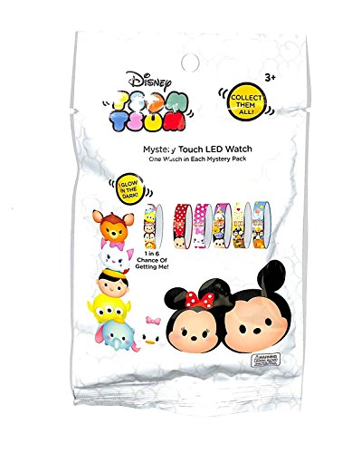Disney-Tsum-Tsum-Mystery-Touch-LED-Watch-100-Blind-Bags-0