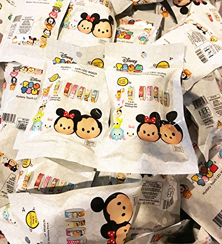 Disney-Tsum-Tsum-Mystery-Touch-LED-Watch-24-Blind-Bags-0