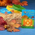 Dozen-Pumpkin-Prayer-Silicone-Bracelets-Cards-0-0
