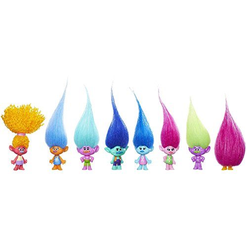Dreamworks-Trolls-Movie-Collection-Pack-8-Mini-Trolls-125-Inches-0-0