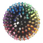 ECR4Kids-GelWriter-Gel-Pens-Set-Premium-Multicolor-in-Rotating-Stand-100-Count-0-1