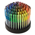 ECR4Kids-GelWriter-Gel-Pens-Set-Premium-Multicolor-in-Rotating-Stand-100-Count-0