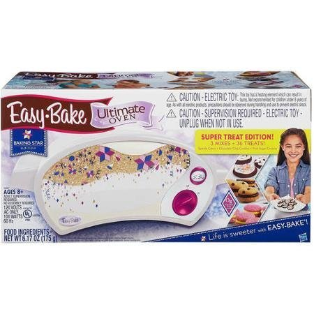Easy-Bake-Ultimate-Oven-Baking-Star-Edition-0
