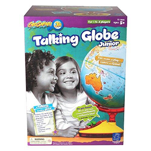 Educational Insights Geosafari Jr Talking Globe Junior