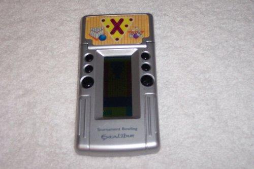 Excalibur-Electronics-Inc-Excalibur-Tournament-Bowling-Excalibur-Lcd-Interactive-Electronic-Handheld-Game-0-1