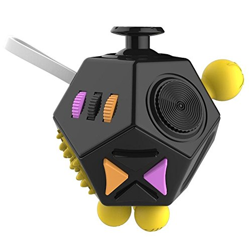 Fidget-Dice-Relieves-Stress-Toys-Anti-Stress-Autism-ADHD-For-Children-Adult-Cube-Gift-Black-and-Purple-0-1
