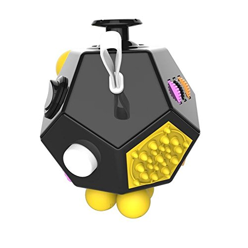 Fidget-Dice-Relieves-Stress-Toys-Anti-Stress-Autism-ADHD-For-Children-Adult-Cube-Gift-Black-and-Purple-0-2