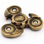 Fidget-Spinner-Metal-Alquar-Ancient-Eagle-Pure-Copper-Tri-Hand-Spinner-Customized-Professional-Spinner-Bearing-Quiet-Smooth-Spin-Luxury-Wooden-GiftBox-Set-0-2