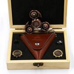Fidget-Spinner-Metal-Alquar-Ancient-Eagle-Pure-Copper-Tri-Hand-Spinner-Customized-Professional-Spinner-Bearing-Quiet-Smooth-Spin-Luxury-Wooden-GiftBox-Set-0-4
