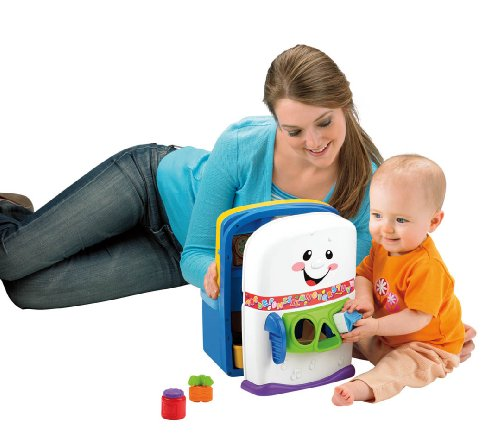 cabbec422d41 Fisher-Price Laugh   Learn Learning Kitchen Activity Center
