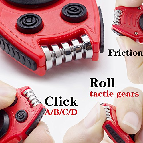 Fresh-design-4-in-1-dice-finger-spinner-for-EDC-ADHD-Focus-Anxiety-Relief-2-Pack-0-2