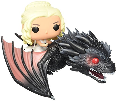 Funko-POP-Rides-Game-of-Thrones-Dragon-Daenerys-Action-Figure-0