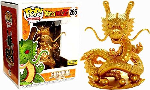 Funko-Pop-Animation-Dragon-Ball-Z-Shenron-265-Gold-0