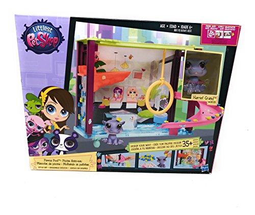 "Designed Your Way: Girl Toys Bundle Toys Littlest Pet Shop ""Design Your Way"" Series Style Set"
