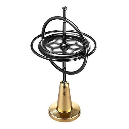 Gyro-Spinner-Desk-Toy-Zinc-Alloy-Body-0