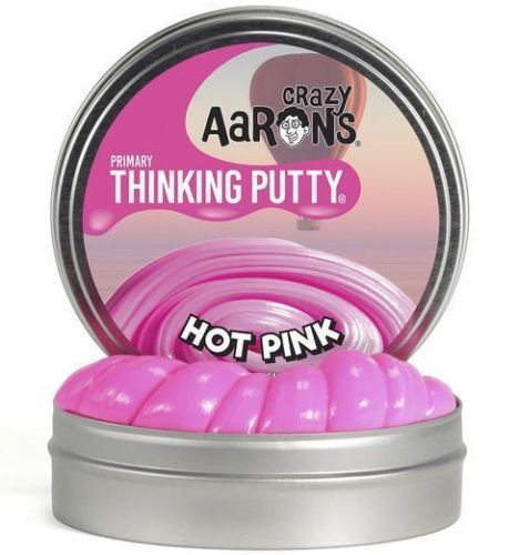 HOT-PINK-Primary-Color-Crazy-Aarons-Thinking-Putty-Toy-LARGE-4-Tin-32oz-0-0