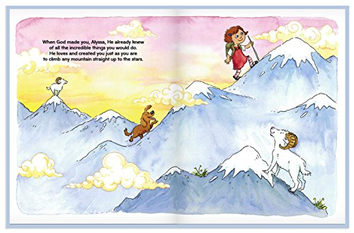Hallmark-Personalized-Books-When-God-Made-You-Girl-0-2