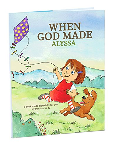 Hallmark-Personalized-Books-When-God-Made-You-Girl-0