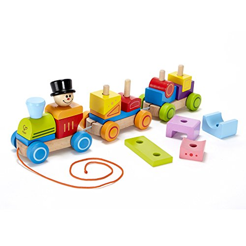 Hape-Happy-Train-Stacking-Blocks-Toddler-Pull-Along-Toy-Amazon-Exclusive-0