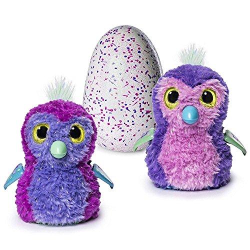 Hatchimals Glittering Garden Hatching Egg Magical Interactive Creature Sparkly Penguala