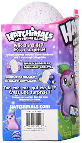 Hatchimals Glittering Garden With 2 Bonus Colleggtibles Hobby Leisure Mall
