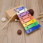 INNOCHEER-Musical-Instruments-Xylophone-Set-for-Kids-ASTM-Certified-FDA-Approved-Toddler-Wooden-Percussion-Toy-0-1
