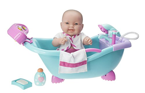 JC-TOYS-LOTS-TO-LOVE-BABY-DOLL-IN-MULTI-FUNCTION-REAL-WORKING-BATHTUB-Includes-14-all-Vinyl-doll-GIFT-SET-Perfect-for-Children-2-0