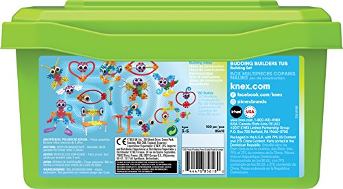KID-KNEX–Budding-Builders-Building-Set–100-Pieces–Ages-3-and-Up–Preschool-Educational-Toy-0-0