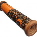 Kaleidoscope-The-Mehndi-Handmade-Decorative-Item-for-Adults-Real-color-glass-pieces-inside-Great-Business-Gift-0