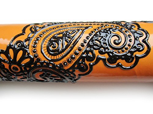 Kaleidoscope-The-Mehndi-Handmade-Decorative-Item-for-Adults-Real-color-glass-pieces-inside-Great-Business-Gift-0-2