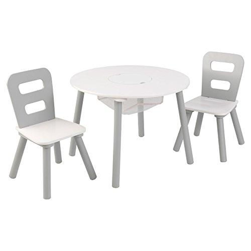KidKraft-3-Piece-Round-Storage-Table-and-Chair-Set-0-0