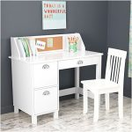 KidKraft-Kids-Study-Desk-with-Chair-White-0-0