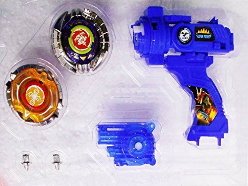 Kids-Bazaar-Invincible-Beyblade-Fight-Battle-4D-Top-Launcher-set-Multicolor-0-1