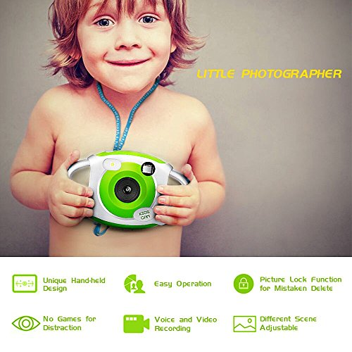 Kids-Camera-BIBENE-Kids-Digital-Camera-for-Boys-and-Girls-Digital-Video-Camera-with-144-inch-TFT-Display-SD-Card-Slot-USB-Cable-Perfect-Christmas-Gift-for-Children-0-1