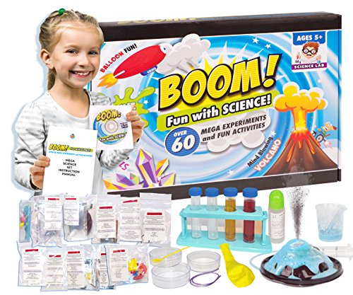 Kids-Science-Set-Over-60-Experiments-Kit-How-to-DVD-and-Instruction-Manual-55-Pieces-Year-Round-Fun-Educational-Science-Activities-0