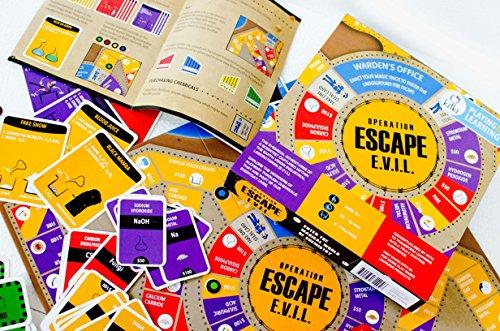 Toys For Kids 8 10 : Kitki escape evil fun educational board games stem toys on