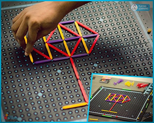 Toys For Boys 8 And Up : Kitki three sticks math game puzzles for kids educational