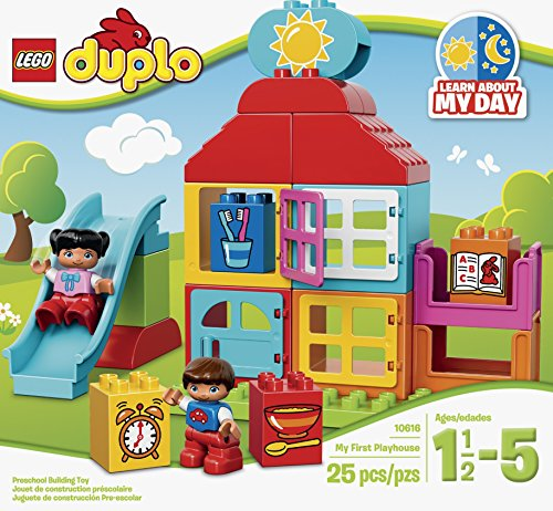 Lego Duplo My First Playhouse 10616 Toy For 1 Year Old Hobby