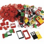 LEGO-Education-Doors-Windows-and-Roof-Tiles-Set-0