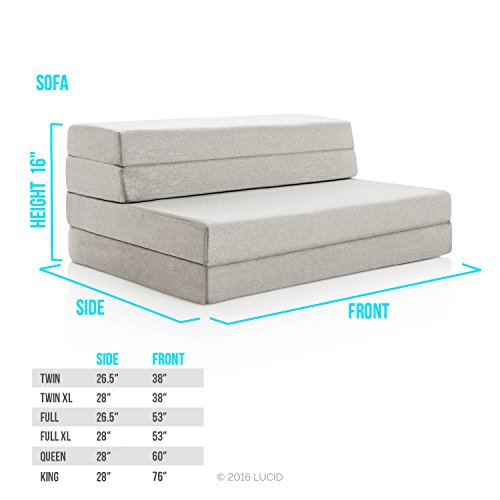 LUCID-4-Inch-Folding-Mattress-and-Sofa-with-Removable-Indoor-Outdoor-Fabric-Cover-0-2