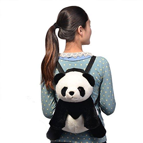 Lazada Panda Plush Women Kid S Backpack Shoulder Bags