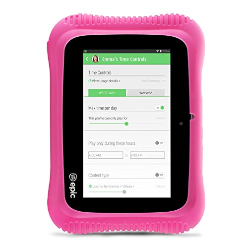 LeapFrog-Epic-Academy-Edition-7-Android-20-Based-Kids-Tablet-16GB-with-Carrying-Case-Pink-0-2