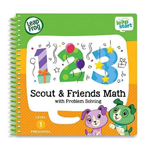Leapfrog Leapstart Level 1 Preschool 4 In 1 Activity Book