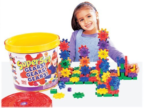 Learning-Resources-Super-Set-Gears-Pack-of-150-0