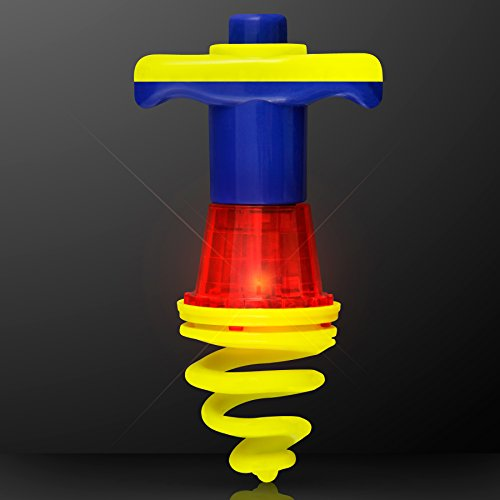 Light-Up-Bounce-Spin-Top-With-Red-LED-Set-of-12-0-0