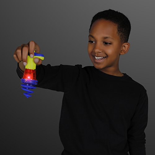 Light-Up-Bounce-Spin-Top-With-Red-LED-Set-of-12-0