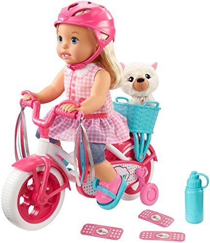 Little-Mommy-Learn-to-Ride-Doll-0