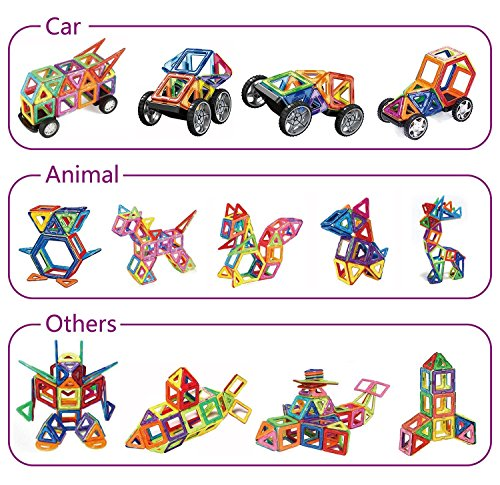 Magnetic-Blocks-Building-Toys-Magnetic-Tiles-Set-3D-Creative-Educational-Construction-Stacking-Toys-for-BabyKids-106-Piece-0-0